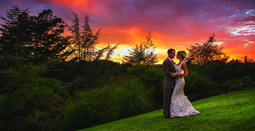 Weddings at Chaminade Resort & Spa in Santa Cruz, CA