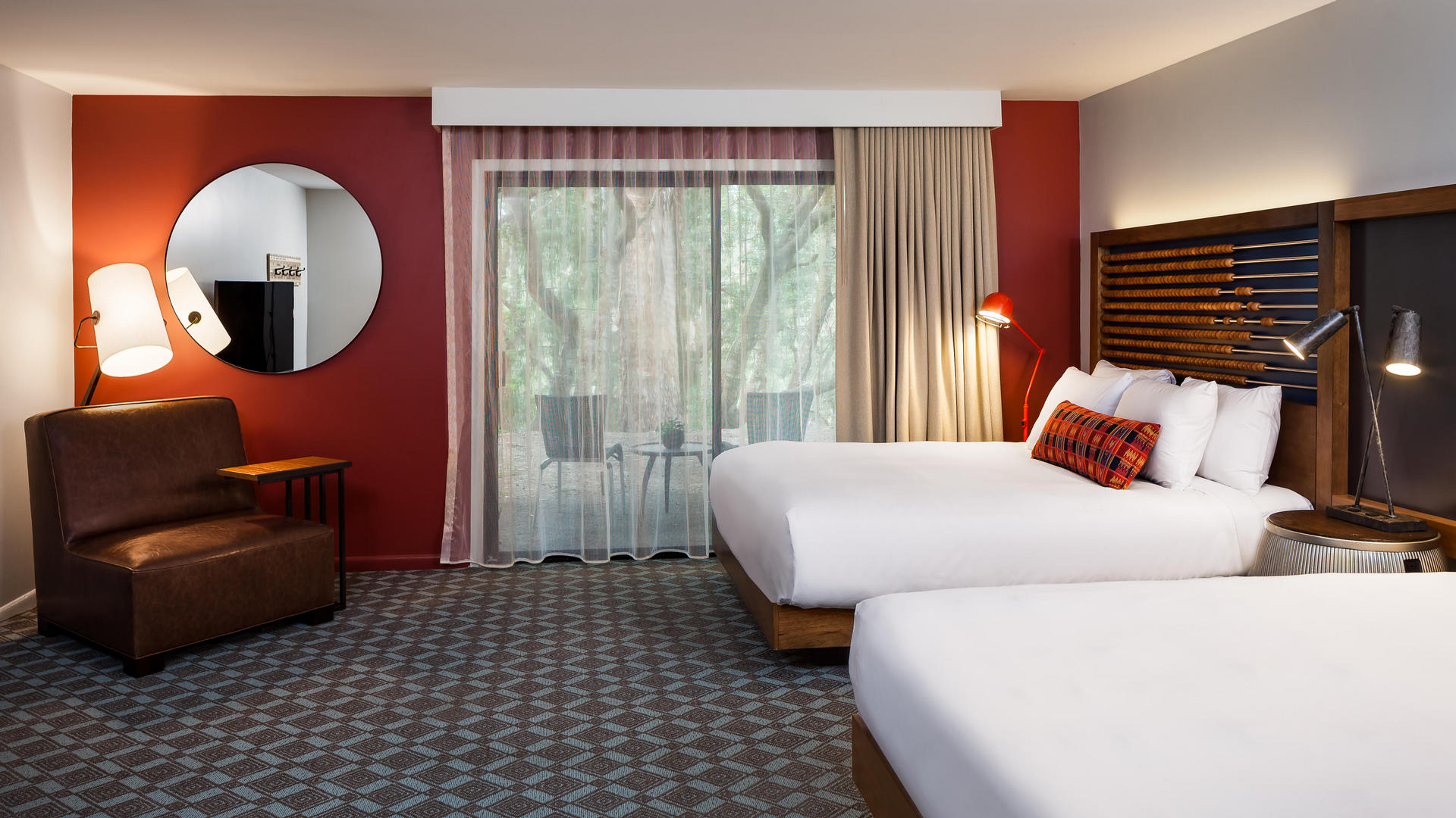 Santa Cruz accommodations at Chaminade Resort & Spa