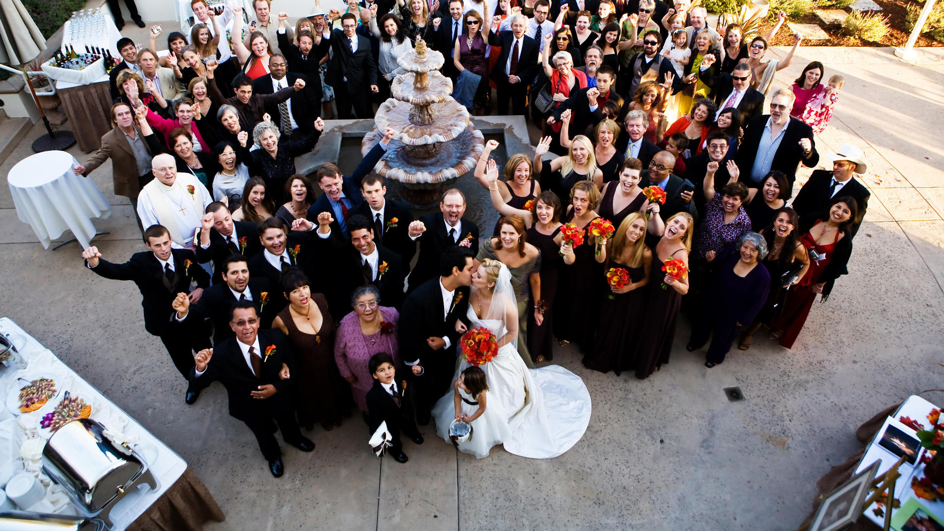 Weddings and Receptions at Chaminade Resort & Spa