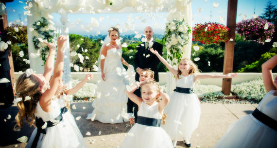 Outdoor Weddings at Chaminade Resort & Spa in Santa Cruz, CA