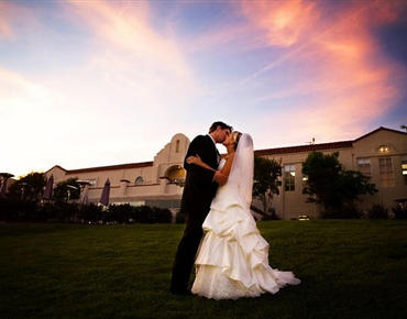 Picture Perfect Wedding at Chaminade Resort & Spa in Santa Cruz, CA