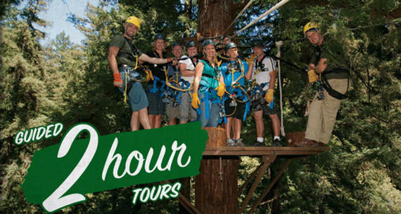 group zip lining
