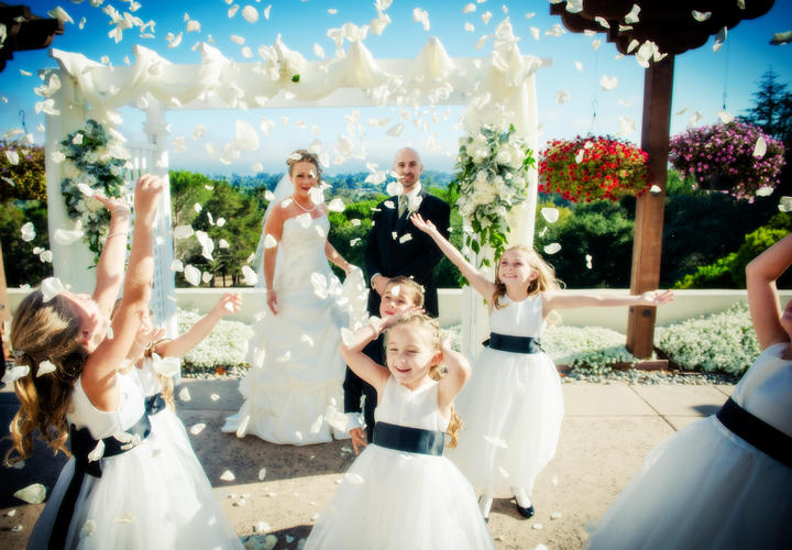 All Inclusive Wedding Packages at Chaminade Resort & Spa in Santa Cruz, CA