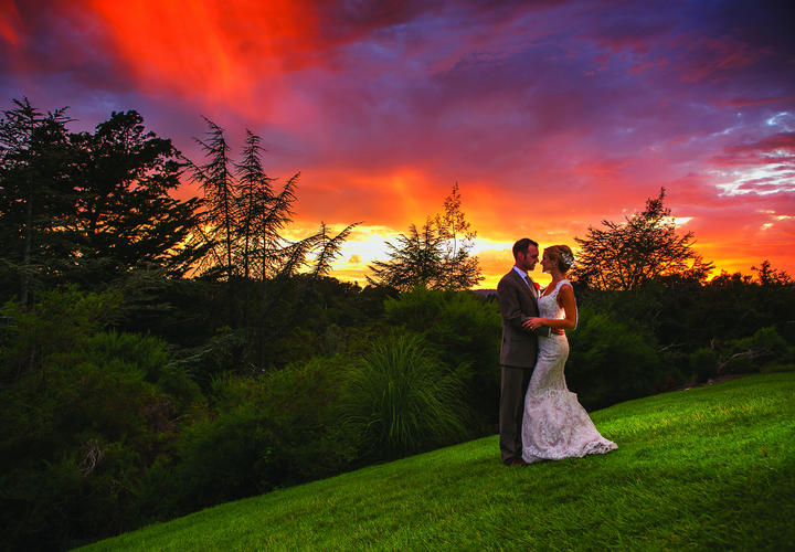Your Dream California Wedding at Chaminade Resort & Spa in Santa Cruz, CA